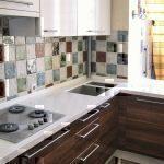 Кухонные столешницы [фото] в Москве